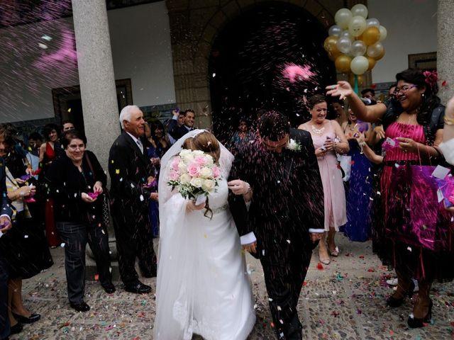 La boda de Francisco y Vanessa en Talavera De La Reina, Toledo 26