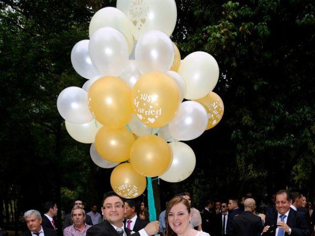 La boda de Francisco y Vanessa en Talavera De La Reina, Toledo 27