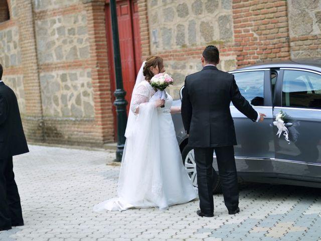 La boda de Francisco y Vanessa en Talavera De La Reina, Toledo 28