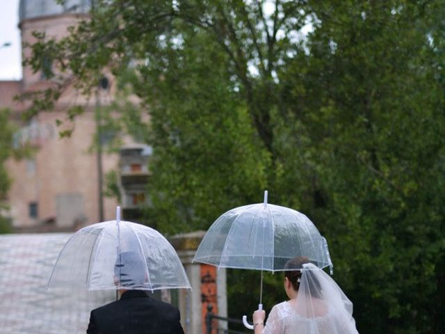La boda de Francisco y Vanessa en Talavera De La Reina, Toledo 29