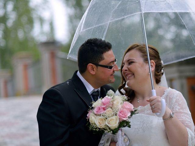 La boda de Francisco y Vanessa en Talavera De La Reina, Toledo 30