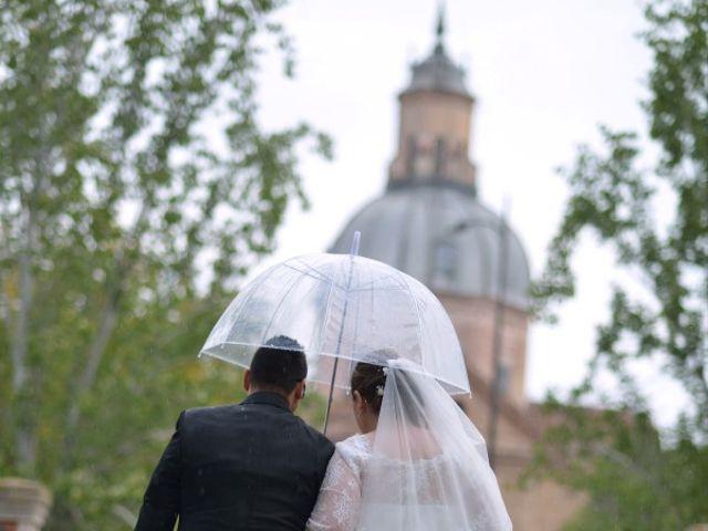 La boda de Francisco y Vanessa en Talavera De La Reina, Toledo 32