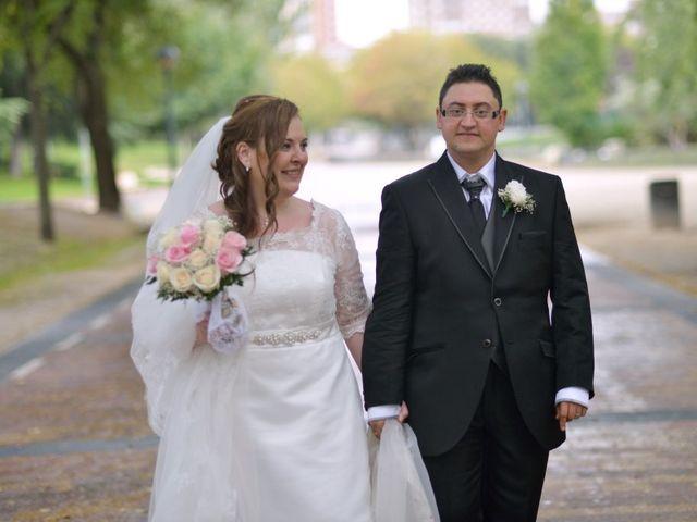 La boda de Francisco y Vanessa en Talavera De La Reina, Toledo 33