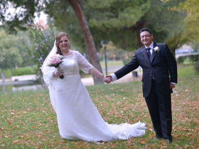 La boda de Francisco y Vanessa en Talavera De La Reina, Toledo 34
