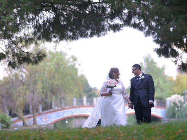 La boda de Francisco y Vanessa en Talavera De La Reina, Toledo 2