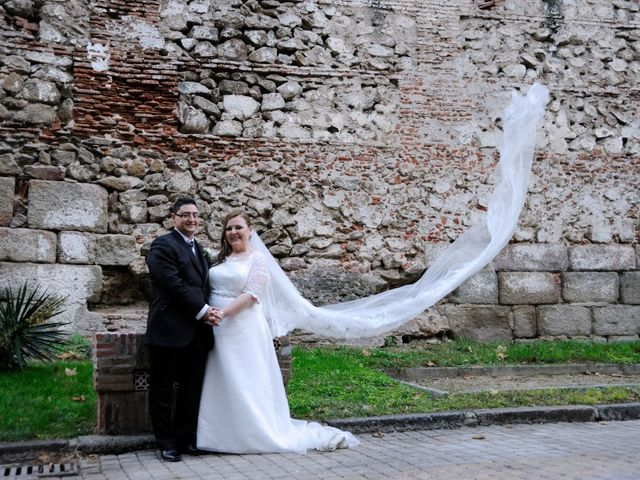 La boda de Francisco y Vanessa en Talavera De La Reina, Toledo 37