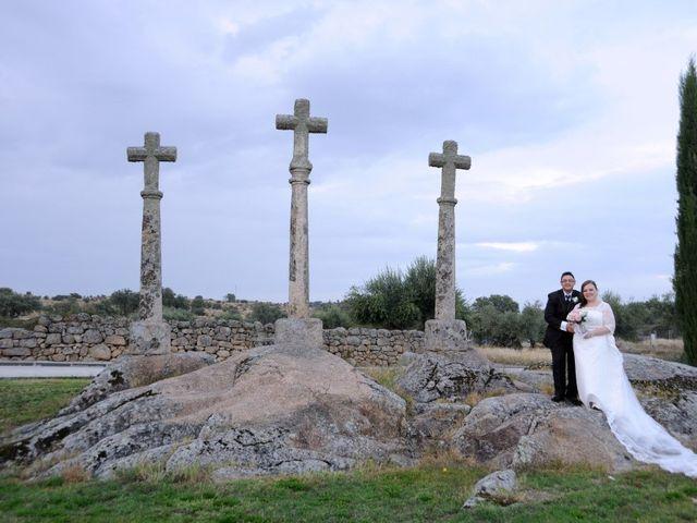 La boda de Francisco y Vanessa en Talavera De La Reina, Toledo 38