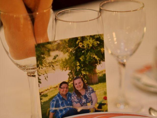 La boda de Francisco y Vanessa en Talavera De La Reina, Toledo 43