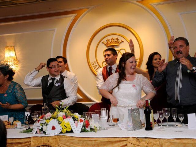 La boda de Francisco y Vanessa en Talavera De La Reina, Toledo 50