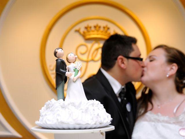 La boda de Francisco y Vanessa en Talavera De La Reina, Toledo 54