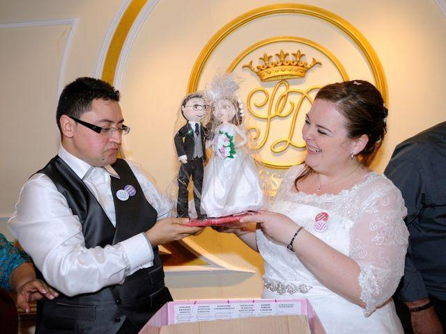 La boda de Francisco y Vanessa en Talavera De La Reina, Toledo 58