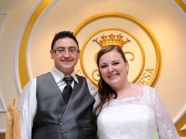 La boda de Francisco y Vanessa en Talavera De La Reina, Toledo 75