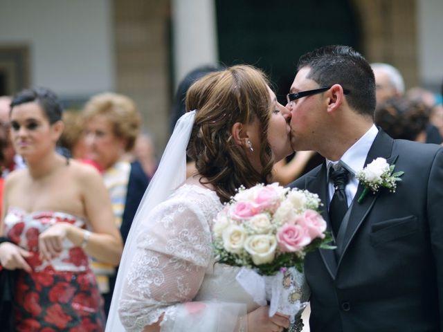 La boda de Francisco y Vanessa en Talavera De La Reina, Toledo 82