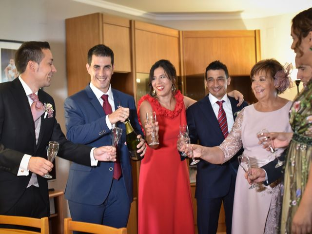 La boda de Alex y Nerea en Calanda, Teruel 2