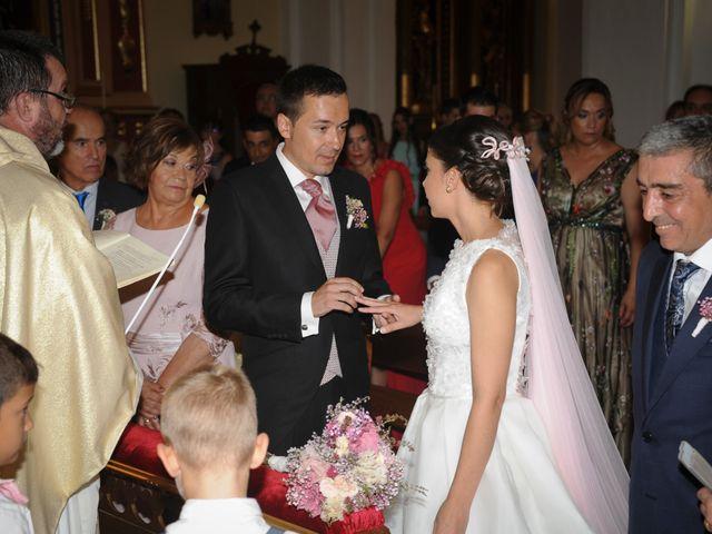 La boda de Alex y Nerea en Calanda, Teruel 12