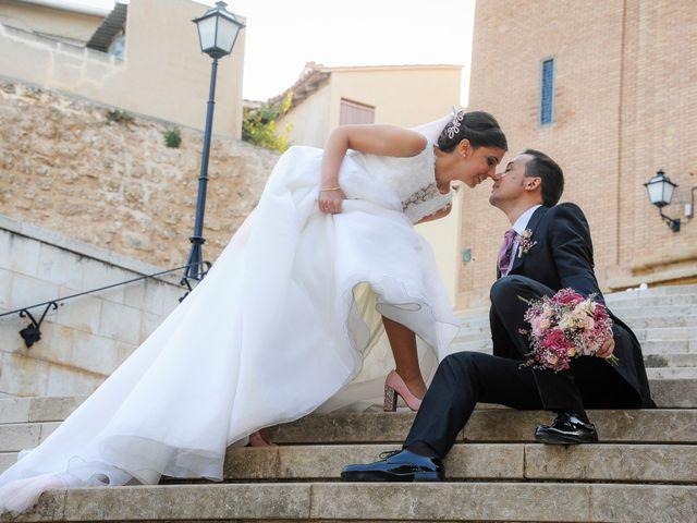 La boda de Alex y Nerea en Calanda, Teruel 15