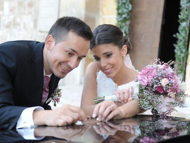 La boda de Alex y Nerea en Calanda, Teruel 16
