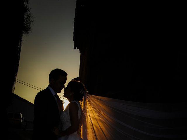 La boda de Alex y Nerea en Calanda, Teruel 17
