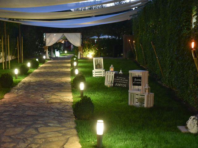 La boda de Alex y Nerea en Calanda, Teruel 18