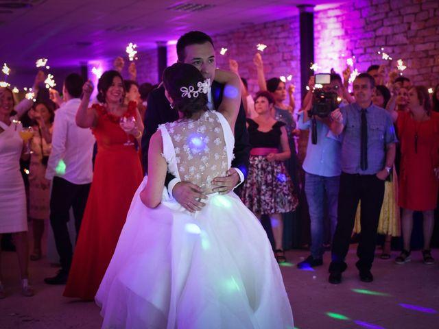 La boda de Alex y Nerea en Calanda, Teruel 25