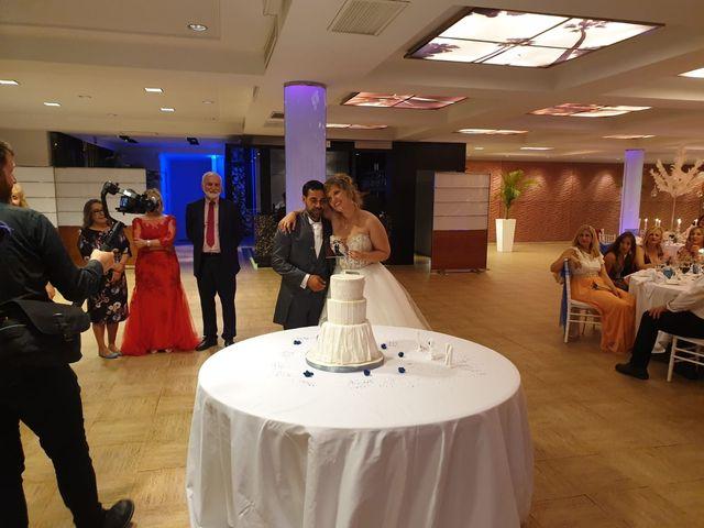 La boda de Adrián y Nicole  en Dénia, Alicante 9