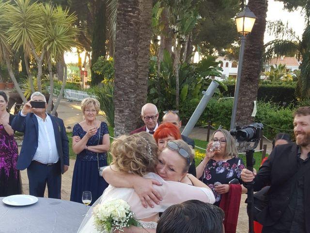 La boda de Adrián y Nicole  en Dénia, Alicante 11