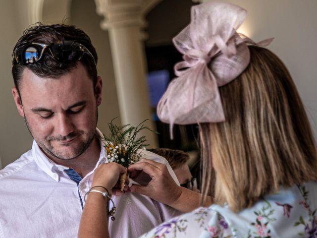 La boda de Jake y Jessica en Benidorm, Alicante 13