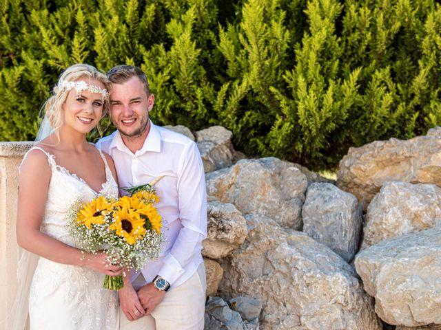 La boda de Jake y Jessica en Benidorm, Alicante 34
