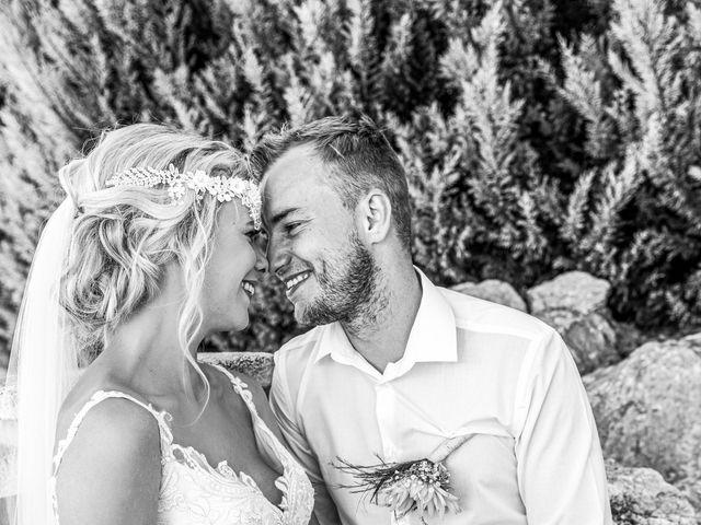 La boda de Jake y Jessica en Benidorm, Alicante 35