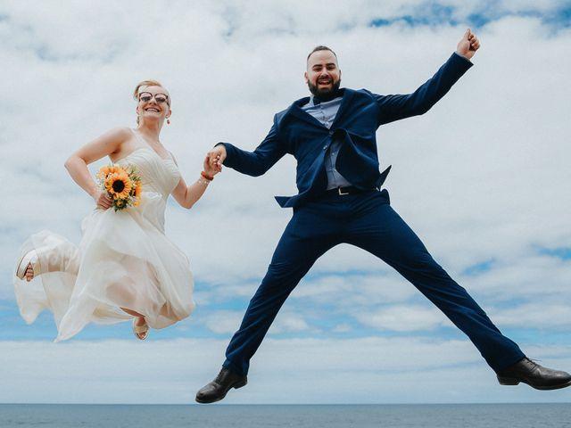 La boda de Dani y Renata en Los Silos, Santa Cruz de Tenerife 1
