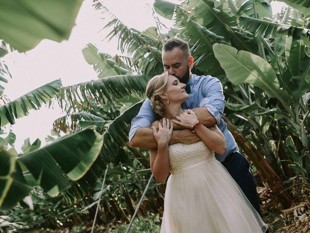 La boda de Dani y Renata en Los Silos, Santa Cruz de Tenerife 2