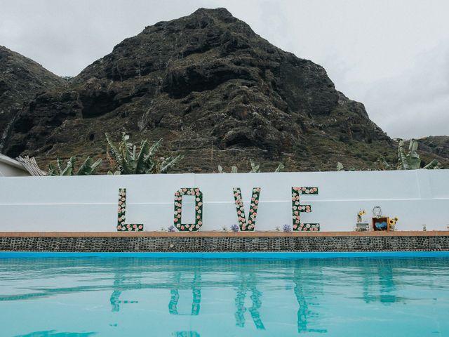 La boda de Dani y Renata en Los Silos, Santa Cruz de Tenerife 7