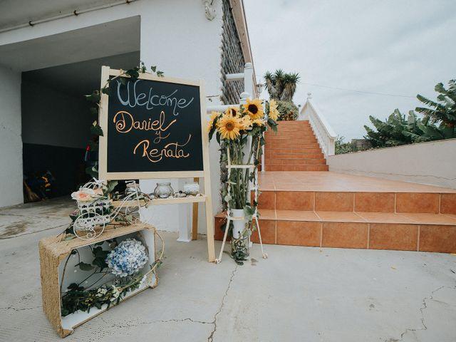 La boda de Dani y Renata en Los Silos, Santa Cruz de Tenerife 8