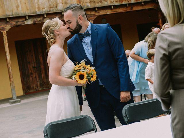 La boda de Dani y Renata en Los Silos, Santa Cruz de Tenerife 18