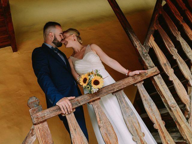 La boda de Dani y Renata en Los Silos, Santa Cruz de Tenerife 23
