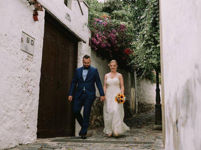 La boda de Dani y Renata en Los Silos, Santa Cruz de Tenerife 25