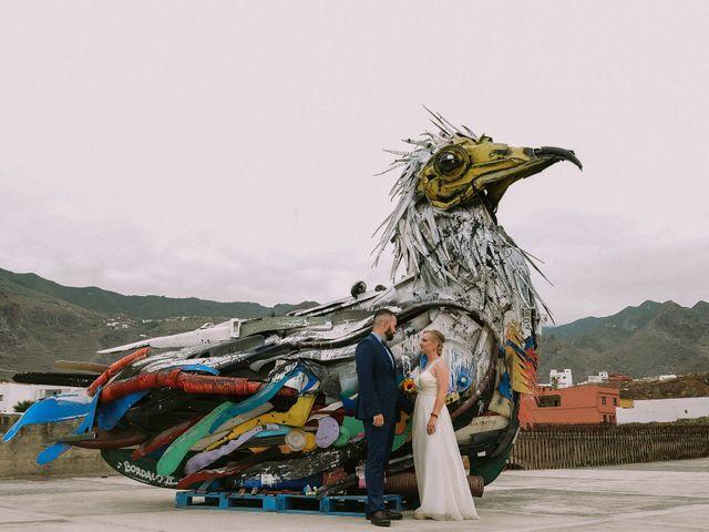 La boda de Dani y Renata en Los Silos, Santa Cruz de Tenerife 26