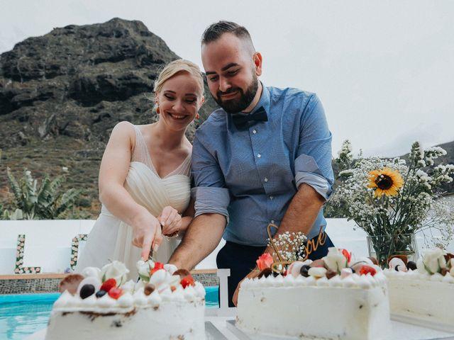 La boda de Dani y Renata en Los Silos, Santa Cruz de Tenerife 29