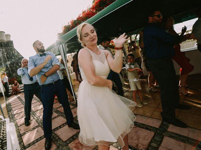 La boda de Dani y Renata en Los Silos, Santa Cruz de Tenerife 31