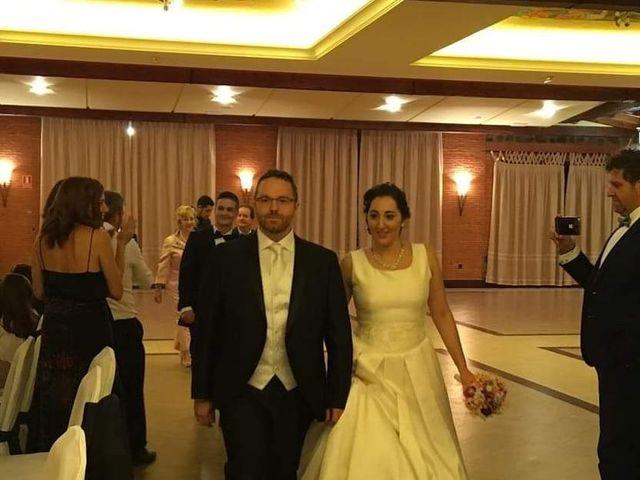La boda de Alejandro  y Virginia  en El Robledo, Cáceres 5