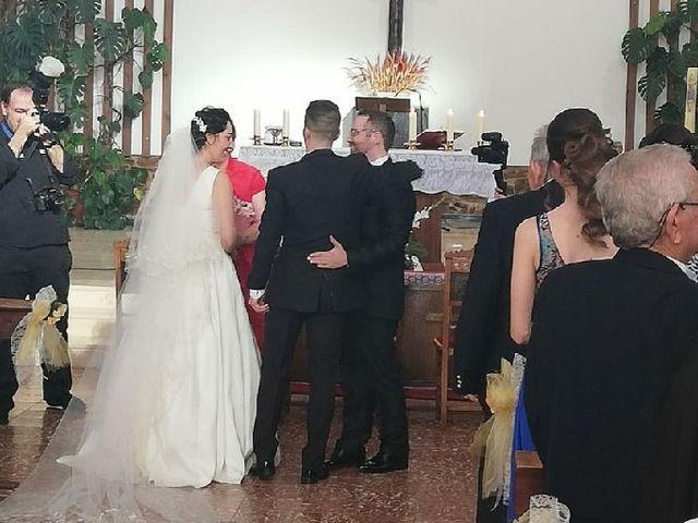 La boda de Alejandro  y Virginia  en El Robledo, Cáceres 8