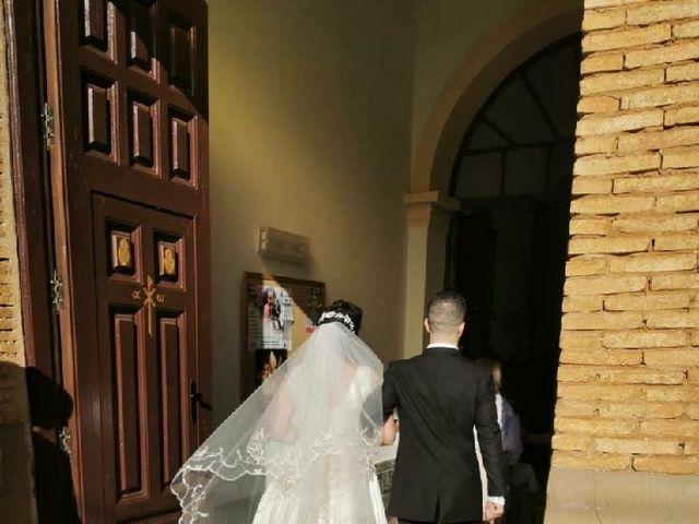 La boda de Alejandro  y Virginia  en El Robledo, Cáceres 1