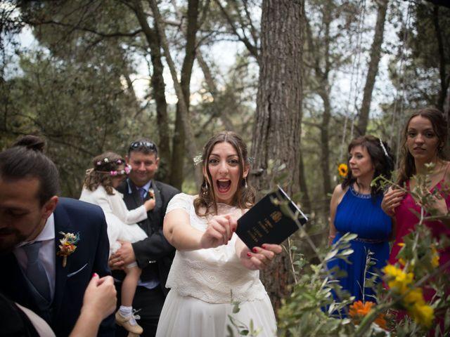 La boda de Jaime y Laura en Sentmenat, Barcelona 2