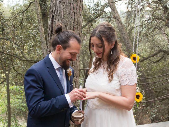 La boda de Jaime y Laura en Sentmenat, Barcelona 12