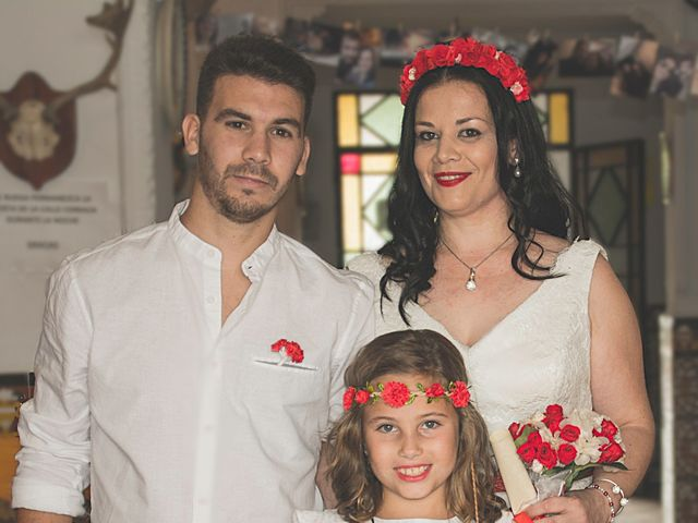 La boda de Israel y Esmeralda en Matalascañas, Huelva 5