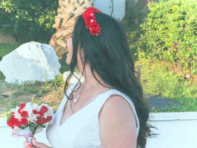La boda de Israel y Esmeralda en Matalascañas, Huelva 8