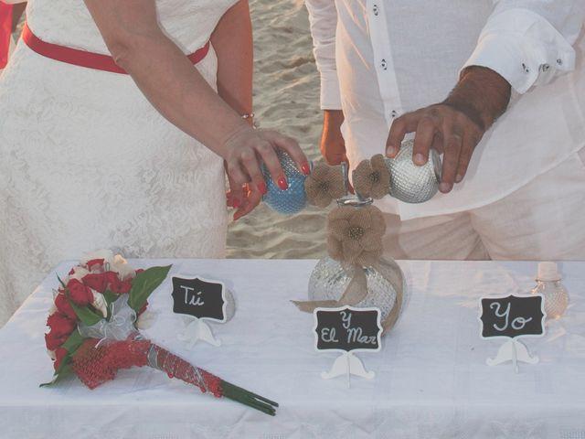 La boda de Israel y Esmeralda en Matalascañas, Huelva 21