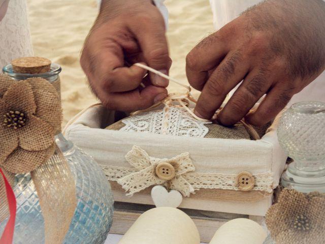 La boda de Israel y Esmeralda en Matalascañas, Huelva 22