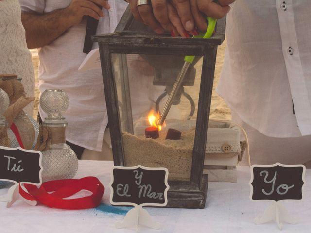La boda de Israel y Esmeralda en Matalascañas, Huelva 25