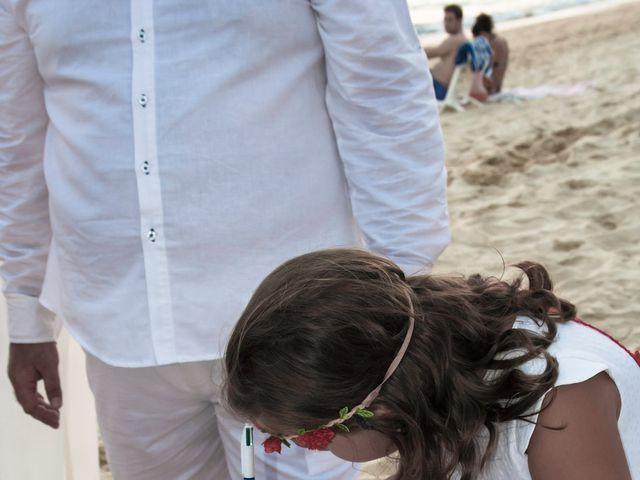 La boda de Israel y Esmeralda en Matalascañas, Huelva 30